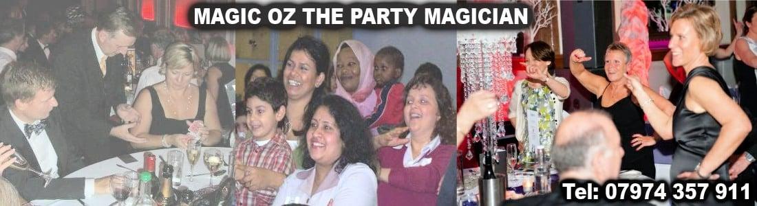 Party Magician Sussex Magic OZ