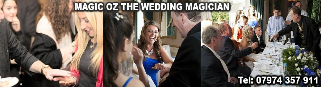 Wedding Magician Sussex Magic OZ